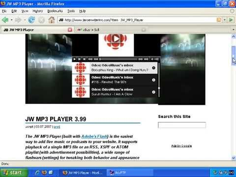 3. How to Sell on eBay 103 - Advanced Techniques, Free MP3 Player Software