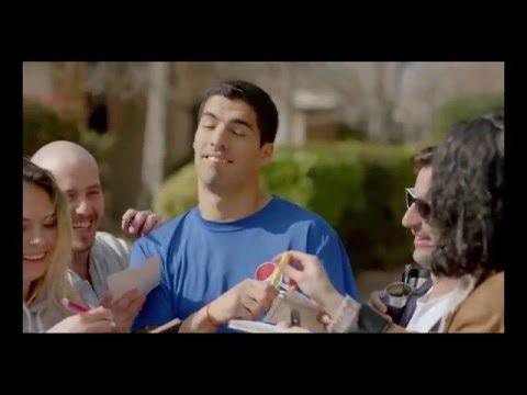 Pepsi - Luis Suárez - Promo 1.5 L