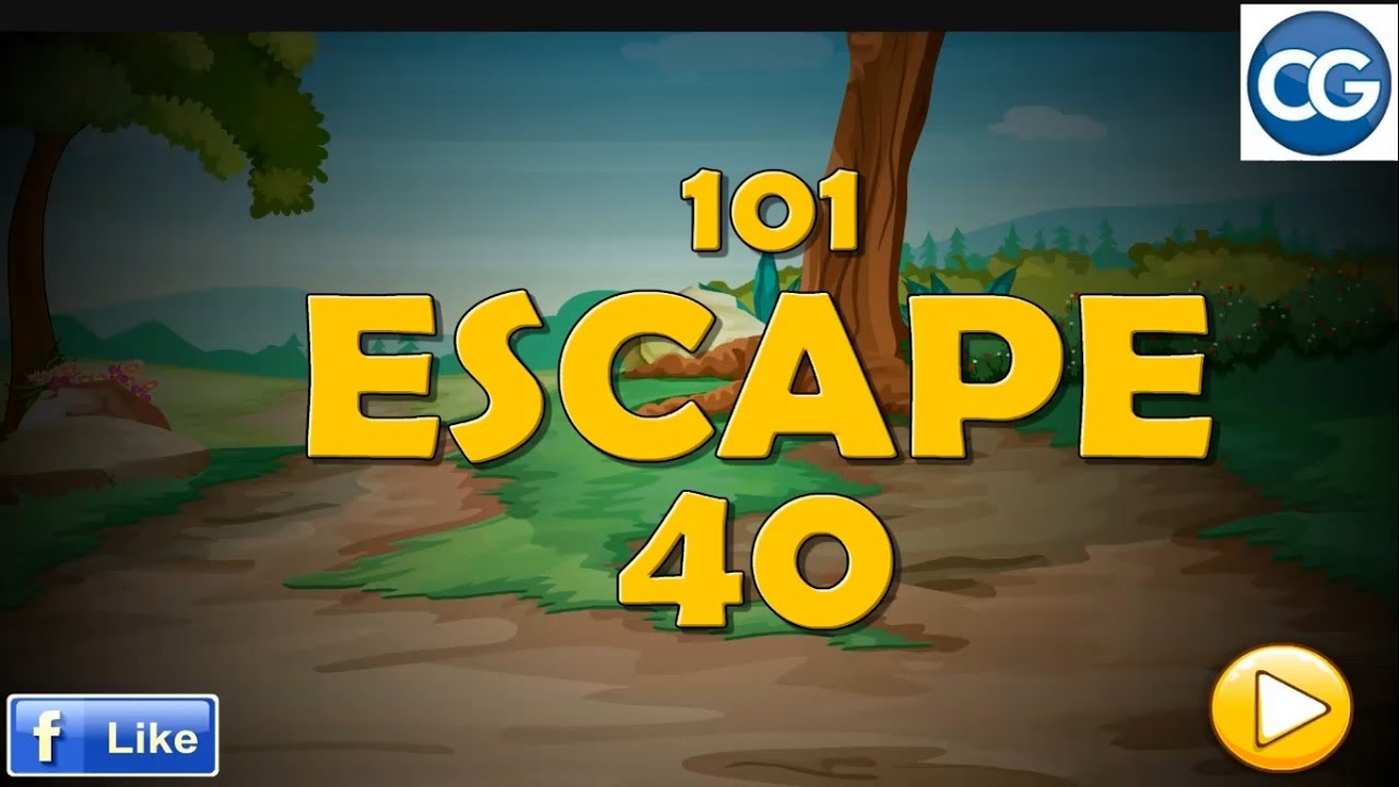 Walkthrough 501 Free New Escape Games 101 Escape 40