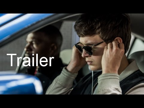 Ansel Elgort Is The Hot Getaway Driver - Baby Driver Trailer