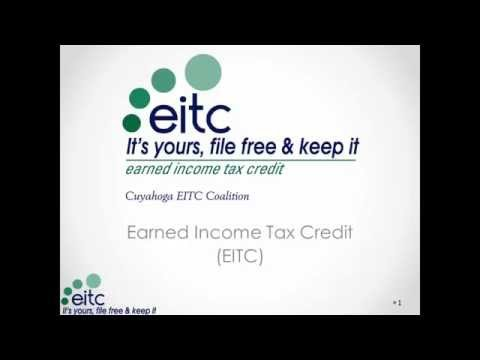 Lesson Earned Income Tax Credit Eitc