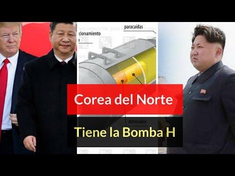 Corea del Norte Tiene la bomba H (Bomba de Hidrógeno)  China despliega cazas Nanchang Q-5