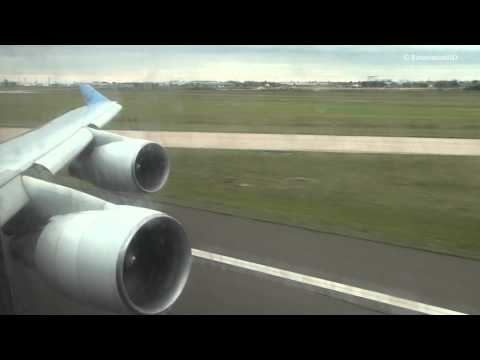 Corsairfly | Boeing 747-400 | Take Off from Paris Orly
