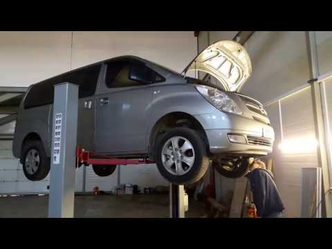 Hyundai Starex (Хендай Старекс) - ремонт, диагностика - AUTO ТехЦентр Мытищи | #Автопоисковик