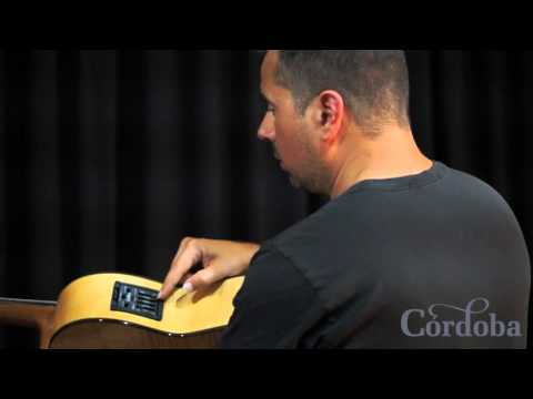 Playing and Recording with Your Córdoba's Fishman Pickup System by Ben Woods