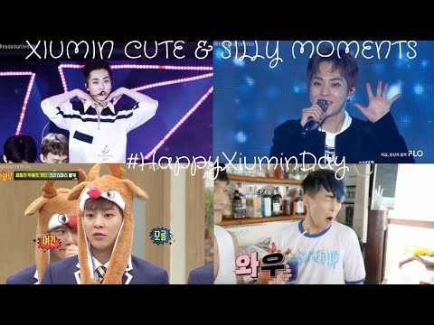 Xiumin Cute & Silly Moments