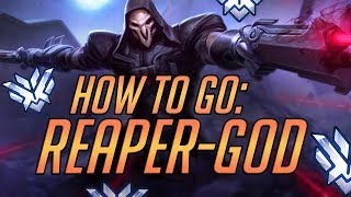 Overwatch PRO Reaper Guide: the GIGA-FLANK