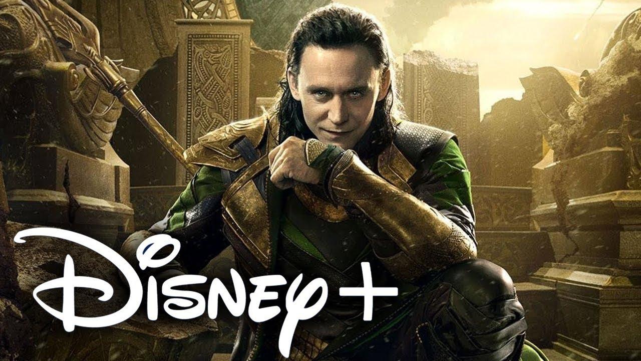 LOKI (2019) TV SERIES UPDATE! ( Disney + Streaming) - YouTube