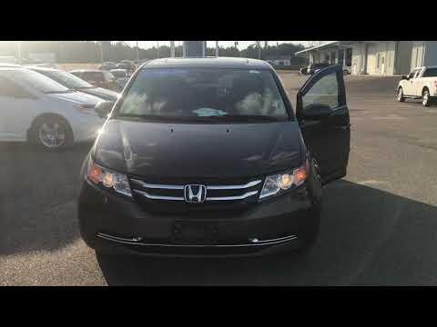 2014 CPO Honda Odyssey EX-L Minivan