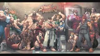 Super Street Fighter II Turbo HD Remix - Main Menu Theme
