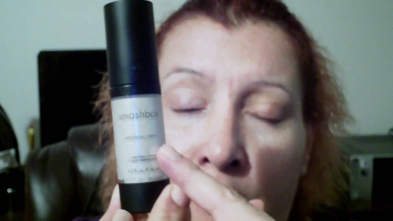 Nice Smashbox Artificial Light Review Application Demo   YouTube