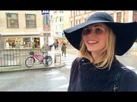 Fashion versus weather: What to wear in Sweden in darkest November?