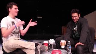 Campanile with James Franco (Part 2 of 5: Palo Alto High School)