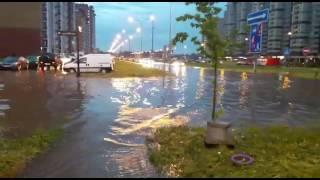Москва. Потоп. Гусарская Баллада