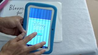 "7"" Kids Tablet Pc As Christmas Gift"