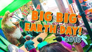 It's a Big Big World | Snook On The Road | It's a Big Big Earth Day!