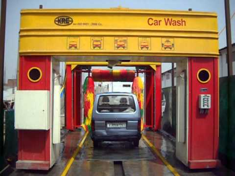 How To Get A Dealers License >> KRE Automatic Car Wash at T M Motors Bharatpur dealers MSL ...