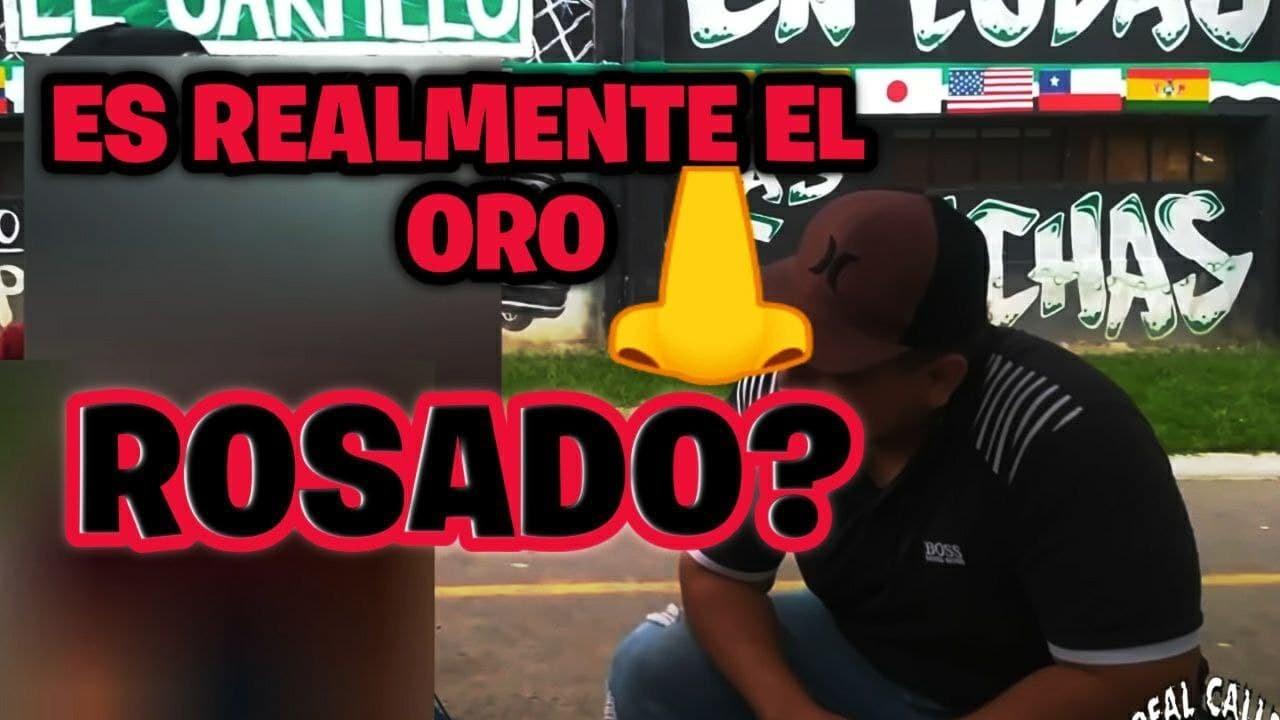 EXTRAFICANTE de TUSI cuenta sus experiencias  I  2CB: ¿ORO ROSADO ó BAZUCO GOMELO?  I  CASI LO MATAN