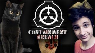 SCP Containment Breach #1 Historia o Kocie!