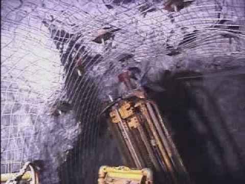 MacLean Engineering - Ground Support for Mining ... Underground Mining Images
