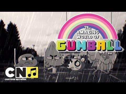 Gumball | Disiplin Hücresinden Kaçış | Şarkı | Cartoon Network Türkiye
