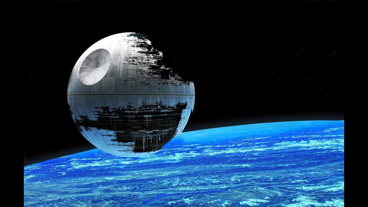GadgetReport.ro la Realitatea TV. O megastructură în genul Death Star, descoperită de NASA
