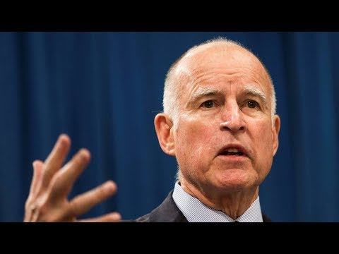 Bill McKibben to Jerry Brown: We Must Keep the Oil in the Soil, Limiting Emissions Is Not Enough