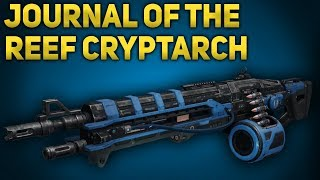 Journal of the Reef Cryptarch Step 4 - How to Get Thunderlord | Destiny 2 Forsaken