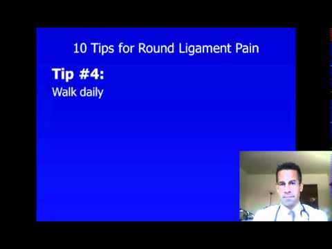 Round Ligament Pain in Pregnancy 10 Tips to Identify, Prevent, and Treat
