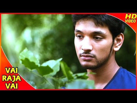 Vai Raja Vai Tamil Movie | Scenes | Gautham Narrates His Story | Priya Anand | Sathish