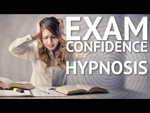 Hypnosis for EXAM Success, Confidence and Studying Focus