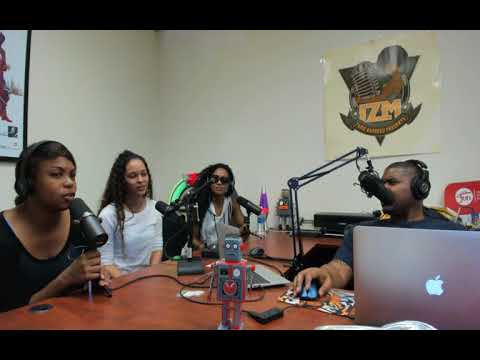 IZM Radio- Joined By Guest Host, Janet Jackson's Niece Brandi