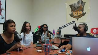 Download Video IZM Radio- Joined By Guest Host, Janet Jackson's Niece Brandi MP3 3GP MP4