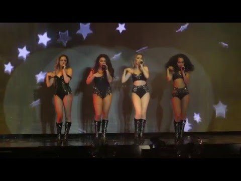 Little Mix  Love Me Like You  Get Weird Tour  at the BIC, Bournemouth  15032016