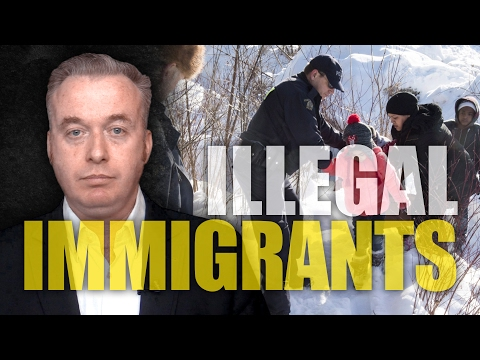 Canada's growing illegal immigrant crisis