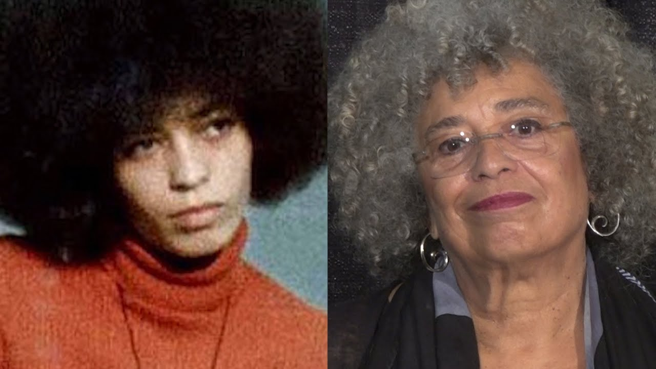 From 1968 to 2018: Angela Davis on Freedom Struggles Then and Now, and the Movements of the Future