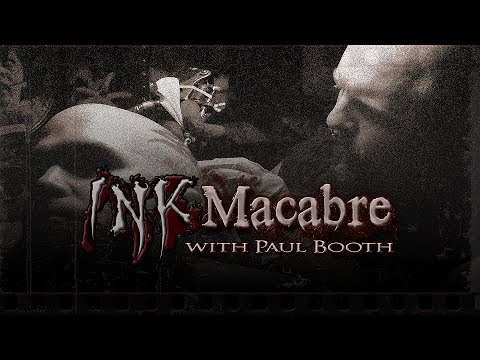 Paul Booth's Ink Macabre: The Halloween Special!