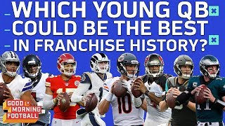 Which Young QB Could be the Best in Franchise History? | NFL Network