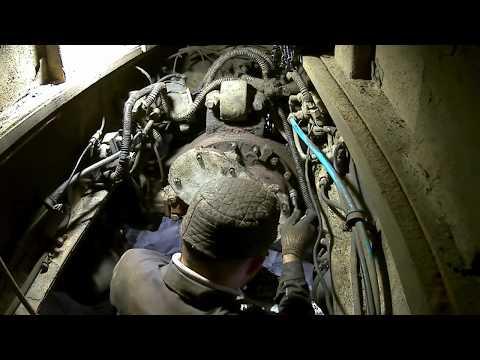 Ремонт редуктора МАЗ 6303 средний редуктор