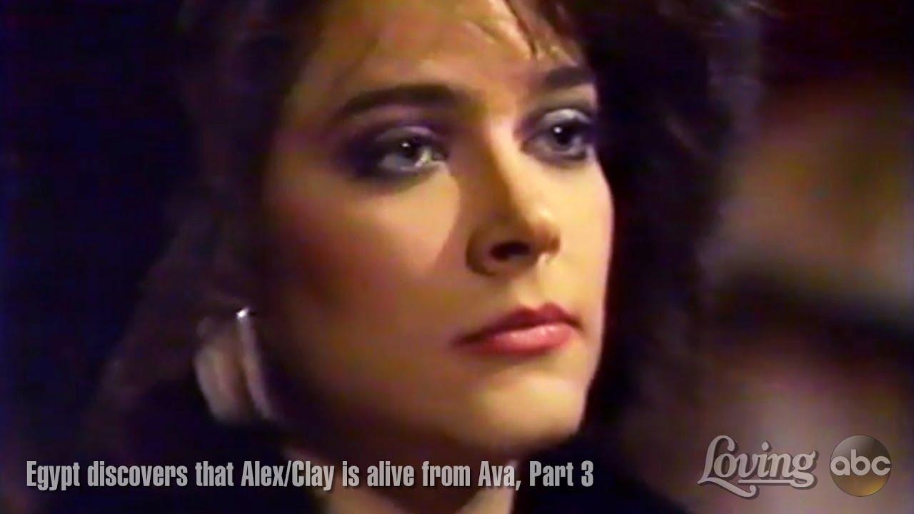 Loving Soap Opera - Egypt\u0027s Apartment Alex/Clay Revelation Part 3 ...