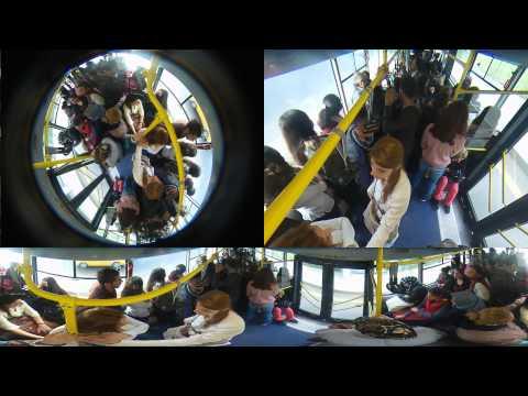 360 Panoramic Transport Camera