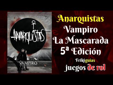 anarquistas:-vampiro-la-mascarada-5ª-edición---nosolorol---videoreseña