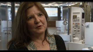 Missing migrants: Interview with Ester Dross