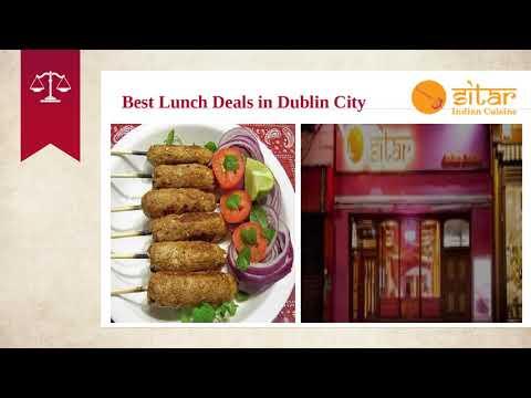 Cheap Lunch Deals In Dublin City