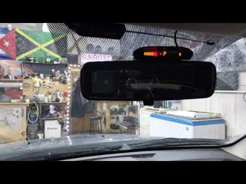 Renault Duster парктроник. Обзор, тестирование установленных парктроников ParkMaster 4FJ-40