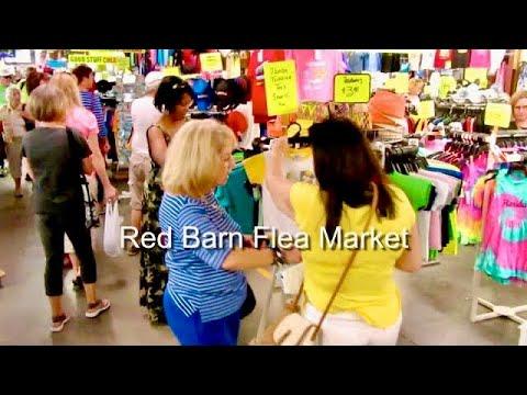 Red Barn Flea Market - Review - Bradenton, FL