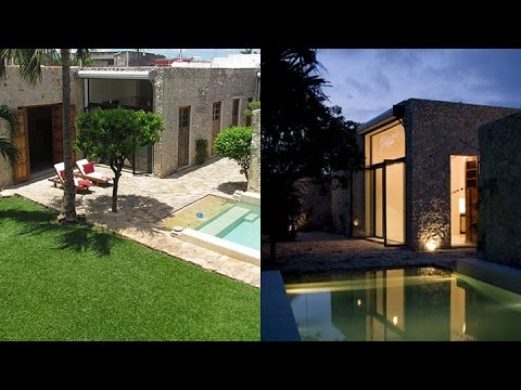 Casablanca Living 3 Bedroom Luxury Property Rental, Merida, Yucatan, Mexico - Day & Night Full Video