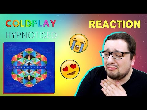 Coldplay - Hypnotised (Russian's REACTION)