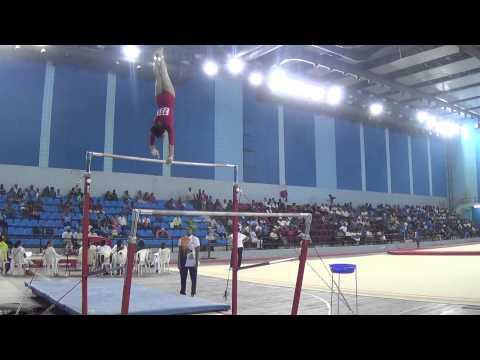 35th National game Artistic Gymnastics - Dwija Asher Maharashtra