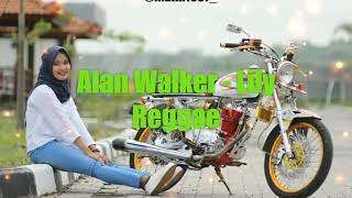 Lily - Alan Walker (Cover Reggae)